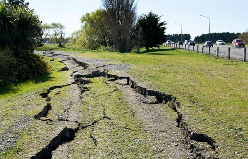 Նոր Զելանդիայում, որտեղով անցնում է խաղաղօվկիանոսյան կրակե օղակը, 5,6  մագնիտուդ ուժգնությամբ երկրաշարժ է գրանցվել