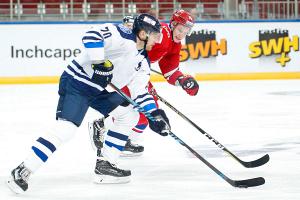 Хоккеисты минского «Динамо» проиграли «Локомотиву» для Кубке ЛЖД
