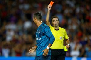 «Реал» победил «Барселону» на первом матче ради Суперкубок Испании, так может уронить Криштиану Роналду по вине дисквалификации